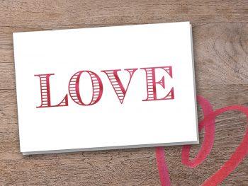 Valentinstag – Love is everywhere