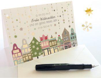 Ausgefallene Weihnachtsgrüße: So bleiben Sie in positiver Erinnerung