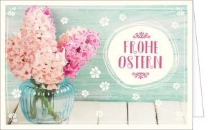 Ostern, Osternkarte, Grußkarte, Frohe Ostern