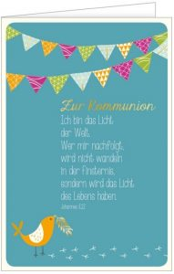 Kommunion Karte Schreiben.Die Erstkommunion 10 Tipps Fur Ein Wunderschones Fest