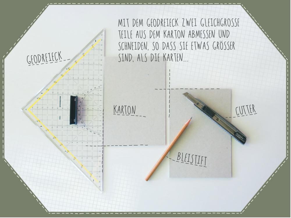 Grußkarten, Glückwunschkarten, Postkarten, DIY