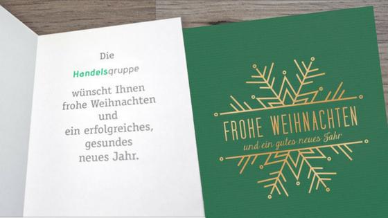 Weihnachtskarten, Weihnachtskorrespondenz, Grußkarten, Glückwunschkarten