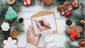 Die schönsten Sprüche und Zitate für die Weihnachtskarte