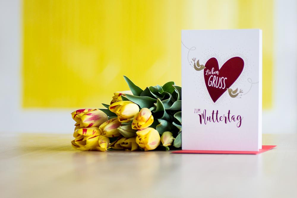 Nur das Beste für die Mama: liebe Worte zum Muttertag