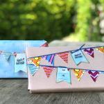 Freebie Wimpelkette für Geburtstagsgeschenke